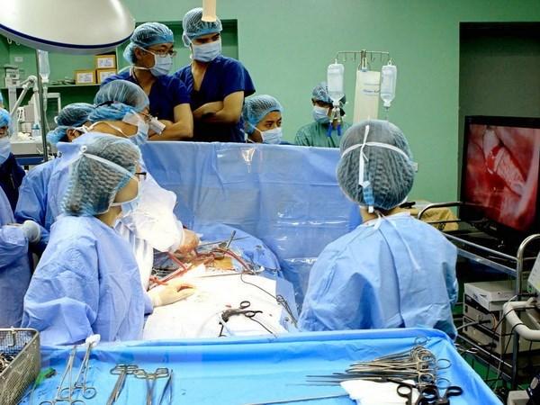 Destinan fondo millonario para reconstruccion de hospitales en Ciudad Ho Chi Minh hinh anh 1
