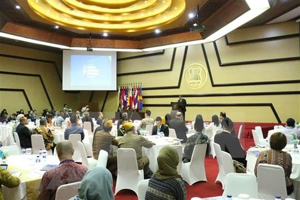 ASEAN busca fomentar cooperacion con organizaciones sociales hinh anh 1