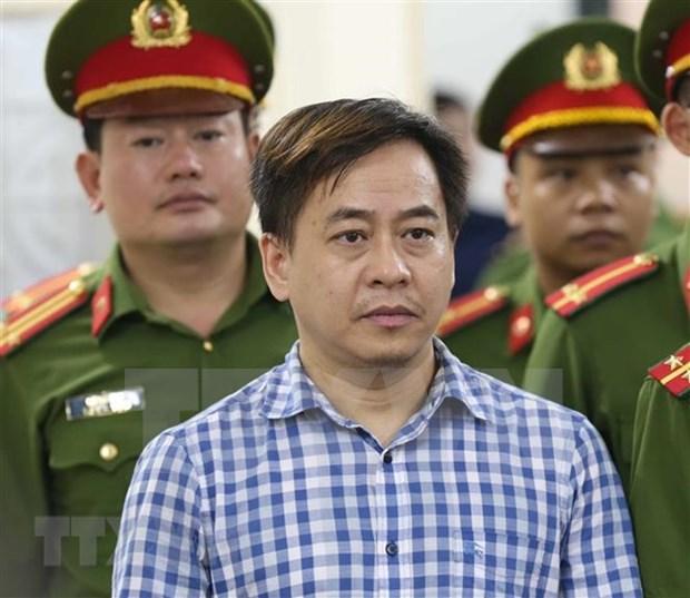 Someten a procedimiento legal a acusados por violaciones en banco DAB de Vietnam hinh anh 1