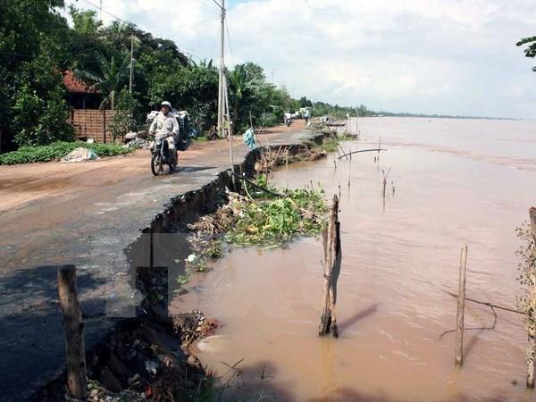 Provincia vietnamita aumenta capacidad de adaptacion a desastres para grupos vulnerables hinh anh 1