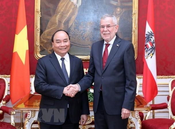Promoveran inversiones de Austria en areas clave para industrializacion de Vietnam hinh anh 1
