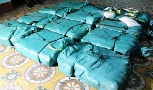 Provincia vietnamita desmantela mayor caso de contrabando de metanfetamina en Quang Binh hinh anh 1
