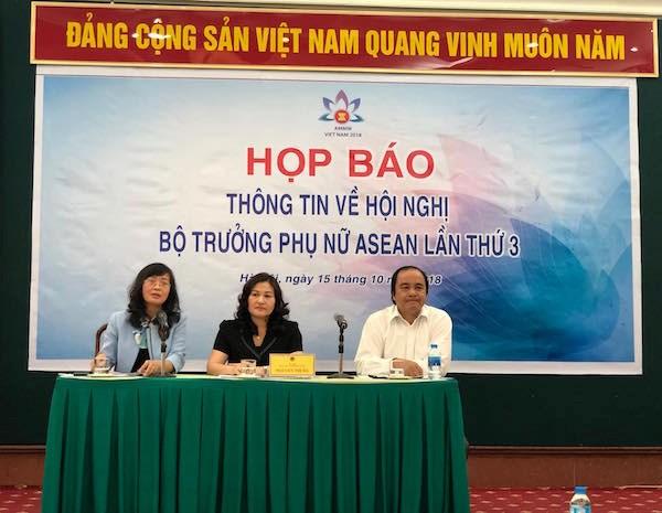 Tercera reunion ministerial de ASEAN sobre mujeres tendra lugar en Hanoi hinh anh 1
