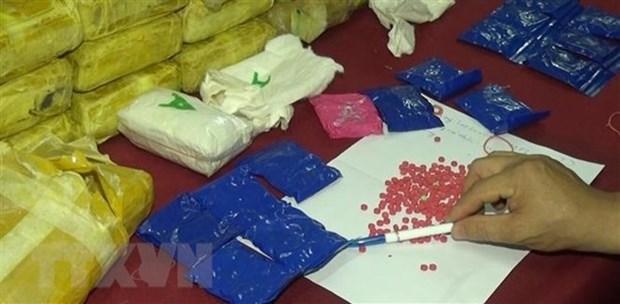 Paises sudesteasiaticos impulsan cooperacion en lucha contra drogas hinh anh 1