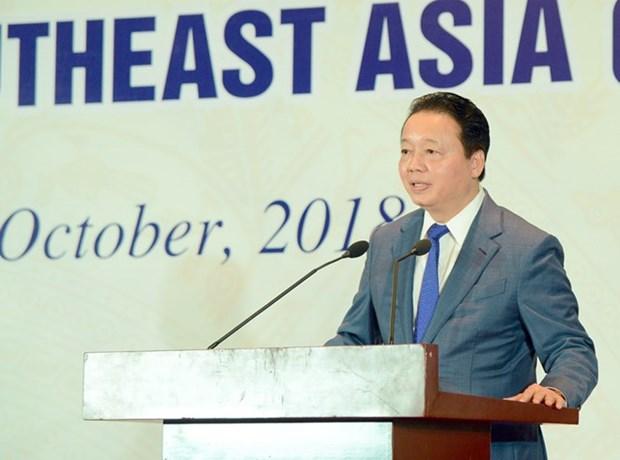 Vietnam acoge XV Congreso de geologia de Asia hinh anh 1