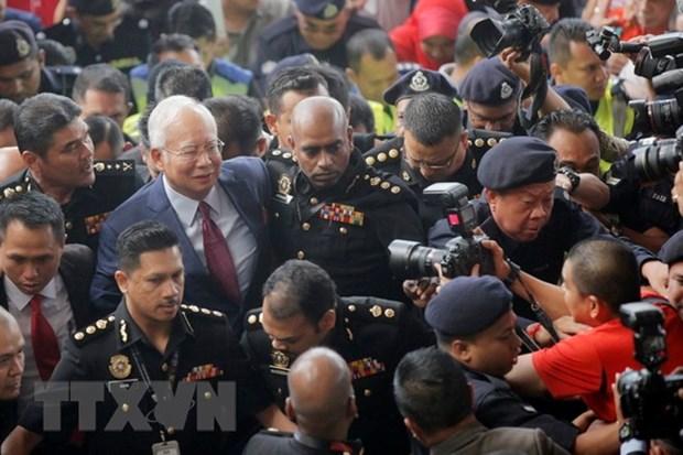 Expremier de Malasia nuevamente interrogado sobre fondo 1MDB hinh anh 1