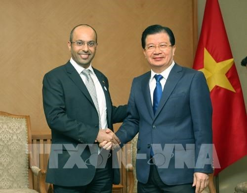 Vietnam promueve inversiones de empresas de Emiratos Arabes Unidos hinh anh 1