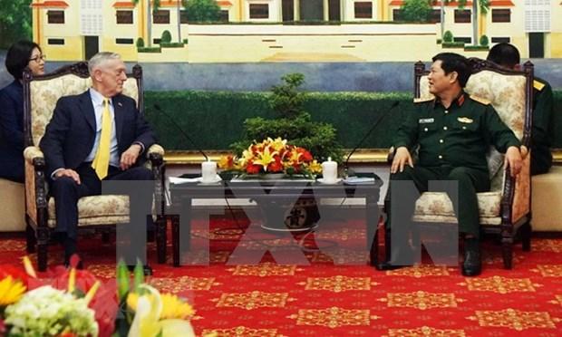 Vietnam y Estados Unidos fortalecen cooperacion en tratamiento de dioxina hinh anh 1