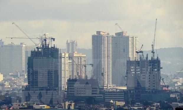 Filipinas reajusta a la baja crecimiento economico en 2018 hinh anh 1