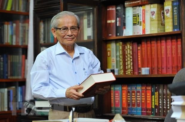 Phan Huy Le, historiador y maestro con gran contribucion a relaciones Vietnam-Japon hinh anh 1
