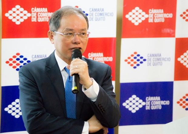 Efectuado foro empresarial Vietnam-Ecuador hinh anh 1