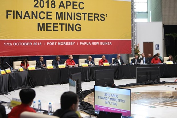 Ministros de finanzas del APEC proponen medidas para impulsar crecimiento hinh anh 1