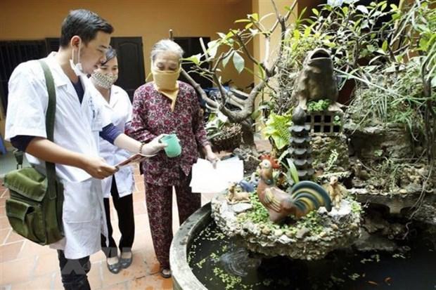 Vietnam declarado pais libre de elefantiasis por la OMS hinh anh 1