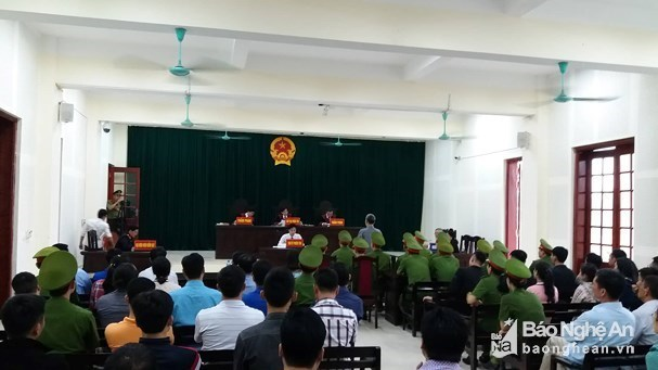 Mantienen pena de prision a individuo por actos contra la administracion popular de Vietnam hinh anh 1