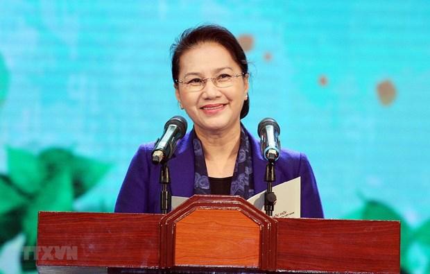Transmiten por television ceremonia que marca Dia por los Pobres en Vietnam hinh anh 1