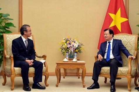 Vietnam estimula a cooperacion con las localidades japonesas hinh anh 1