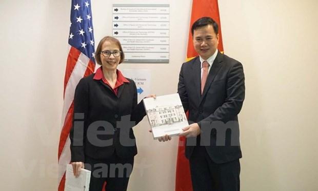 Vietnam y EE.UU. potencian cooperacion en ciencia e innovacion hinh anh 1
