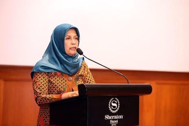 Paises sudesteasiaticos impulsan labores de proteccion de mujeres y ninos hinh anh 1