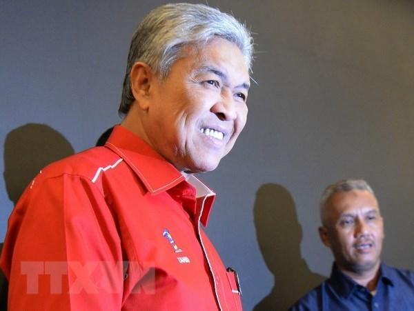 Comision anticorrupcion de Malasia arresta a exviceprimer ministro hinh anh 1