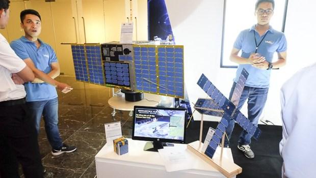 Vietnam desarrolla su propio satelite observador del orbe hinh anh 1