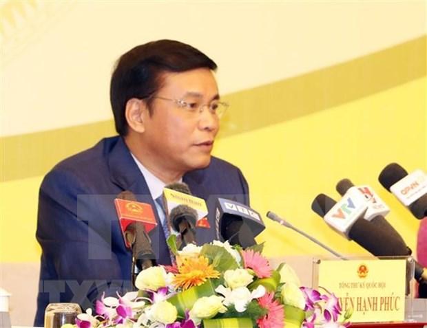 Parlamento vietnamita ratificara nominacion del maximo partidista como presidente hinh anh 1