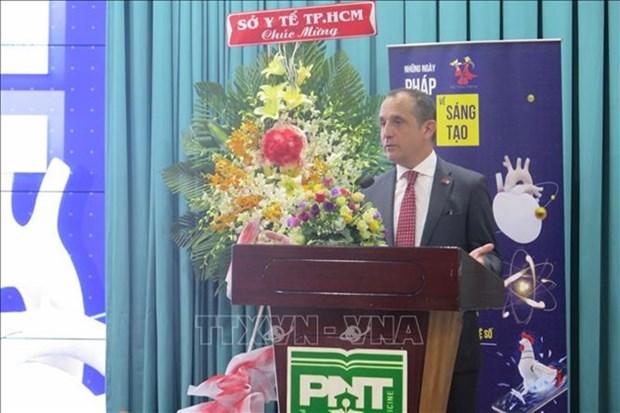Dia de Innovacion Francia- Vietnam se abre en Ciudad Ho Chi Minh hinh anh 1