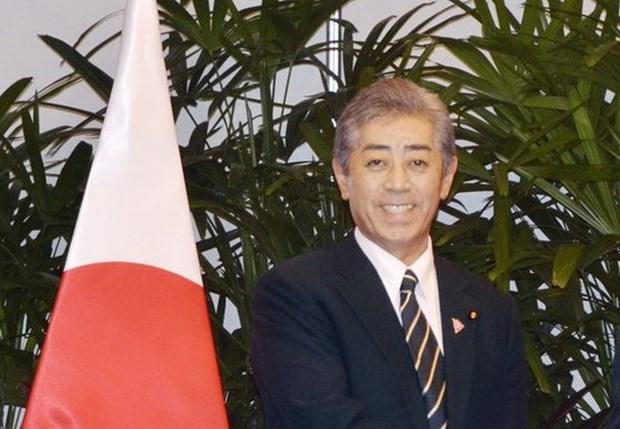 Japon invita a la ASEAN a observar el entrenamiento de su fuerza aerea de autodefensa hinh anh 1