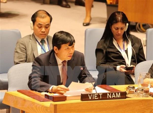 ASEAN robustece cooperacion con Africa hinh anh 1