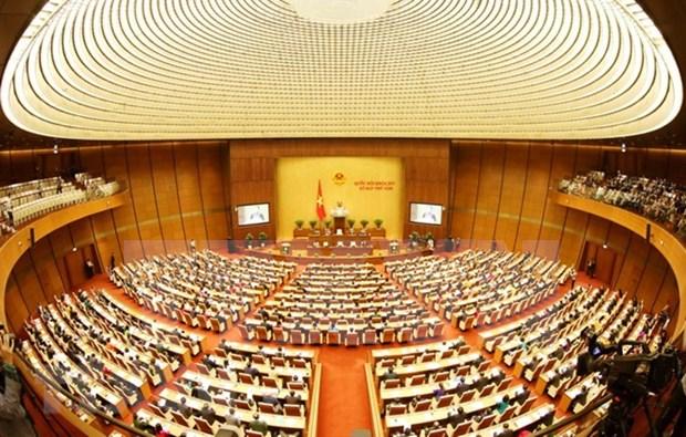 Asamblea Nacional de Vietnam iniciara manana su VI periodo de sesiones hinh anh 1