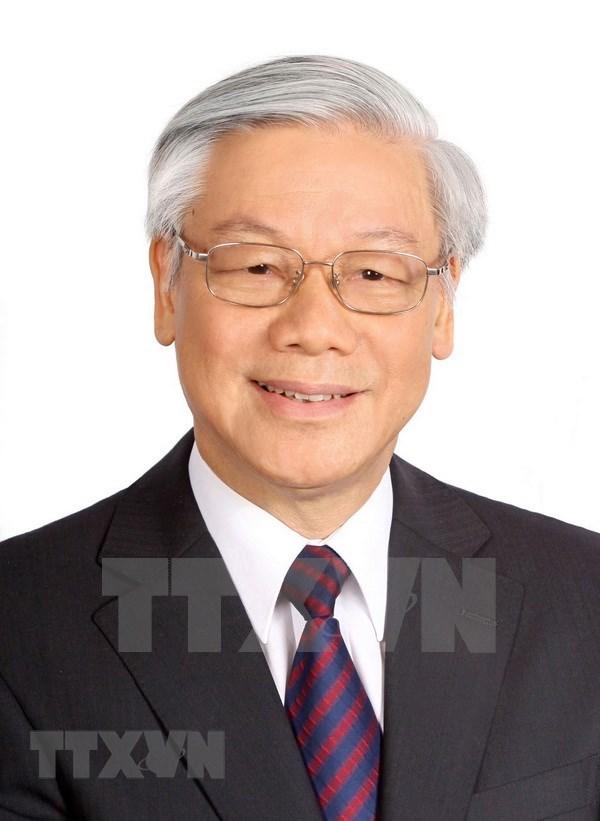 Maximo dirigente partidista presentado al cargo de presidente de Estado en VI periodo de sesiones parlamentarias hinh anh 1