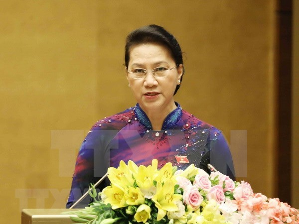 Exhortan a mayor responsabilidad para asegurar exito de sesiones del Parlamento hinh anh 1