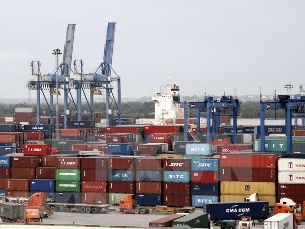 Exportacion-importacion de provincia vietnamita de Quang Ninh aumenta casi 40 por ciento hinh anh 1