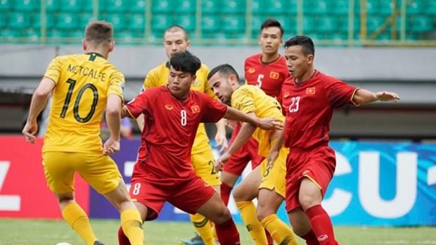 Seleccion sub-19 de Vietnam se despide del Campeonato asiatico de futbol hinh anh 1