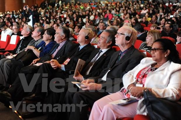 Asistio Vietnam a seminario internacional de educacion inicial y preescolar en Mexico hinh anh 1