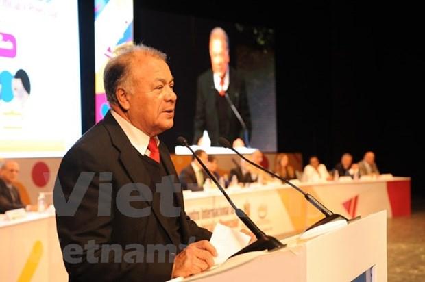 Asistio Vietnam a seminario internacional de educacion inicial y preescolar en Mexico hinh anh 3