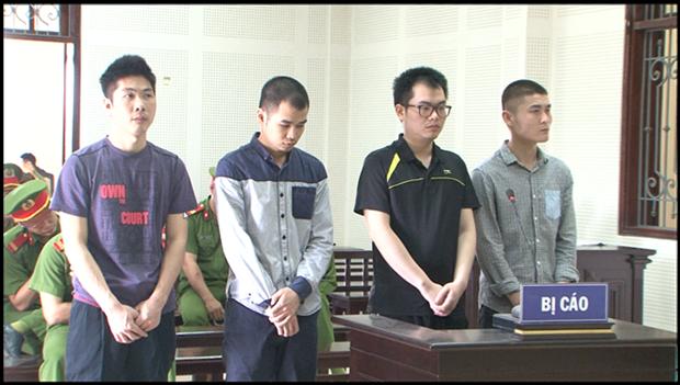 Comienza en Vietnam juicio de primera instancia contra cuatro chinos por usar tarjetas ATM falsas hinh anh 1