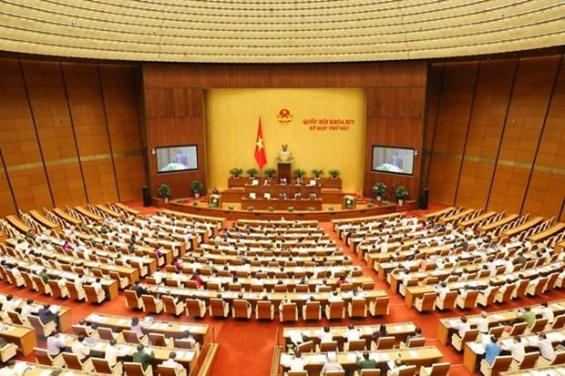 Parlamento de Vietnam elegira hoy al Presidente del Estado hinh anh 1