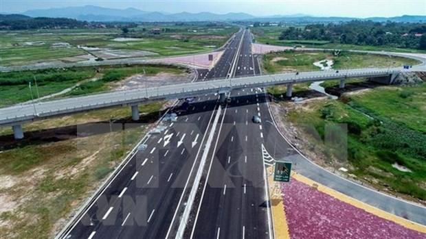 Provincia de Vietnam acelera construccion de autopista Ha Long – Van Don hinh anh 1