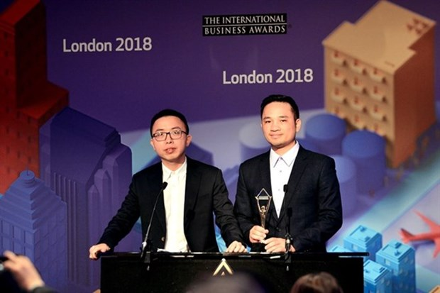 Empresas vietnamitas ganan prestigiosos premios internacionales hinh anh 1