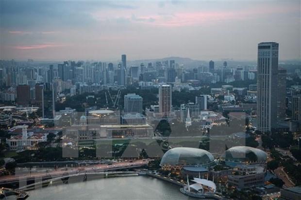 Singapur promueve construccion de infraestructura en Asia hinh anh 1