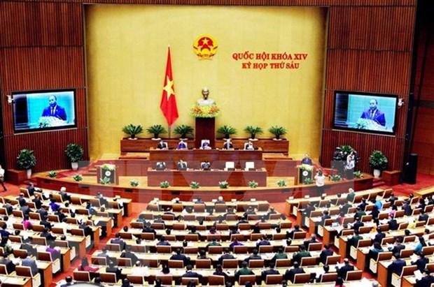 Premier vietnamita resalta logros del pais durante VI periodo de sesiones del Parlamento hinh anh 1