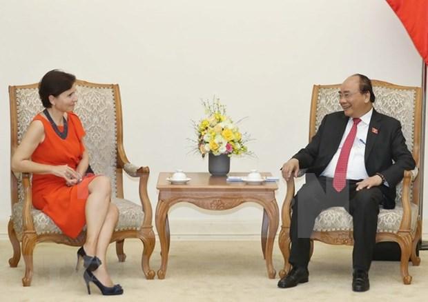 Premier de Vietnam pide apoyo de Italia a la firma de TLC con UE hinh anh 1