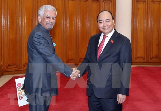 Premier de Vietnam destaca importancia de nexos con la ONU hinh anh 1