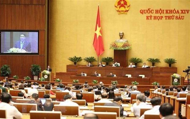 Parlamento de Vietnam aprobara hoy nombramiento a nuevo ministro de Informacion y Comunicacion hinh anh 1