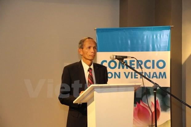 Embajador vietnamita confia en perspectiva brillante de cooperacion entre su pais y Argentina hinh anh 1