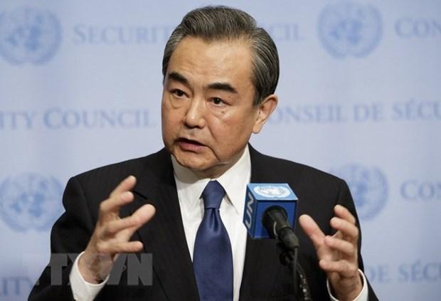 China reconoce papel clave de ASEAN en impulso de cooperacion en la region hinh anh 1