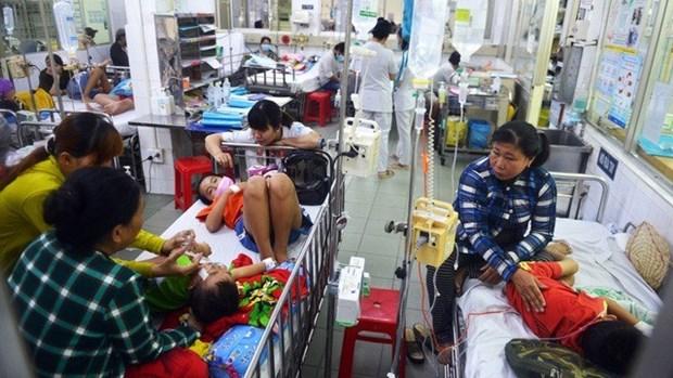 Vacunacion es clave para la prevencion de enfermedades infecciosas en Vietnam, sostienen expertos hinh anh 1