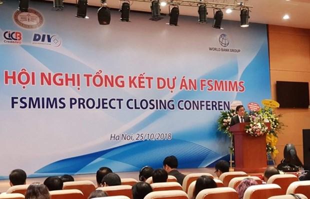 Banco Estatal de Vietnam cumple plan de modernizacion del sistema de informacion hinh anh 1
