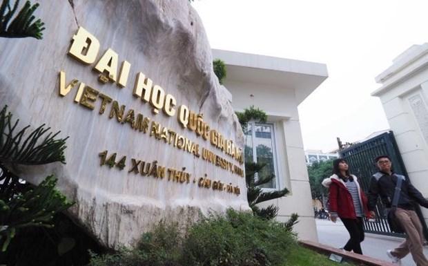 Universidades vietnamitas clasifican entre las mejores de Asia hinh anh 1