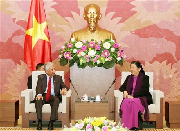 Encomian la asistencia de ONU al desarrollo socioeconomico de Vietnam hinh anh 1